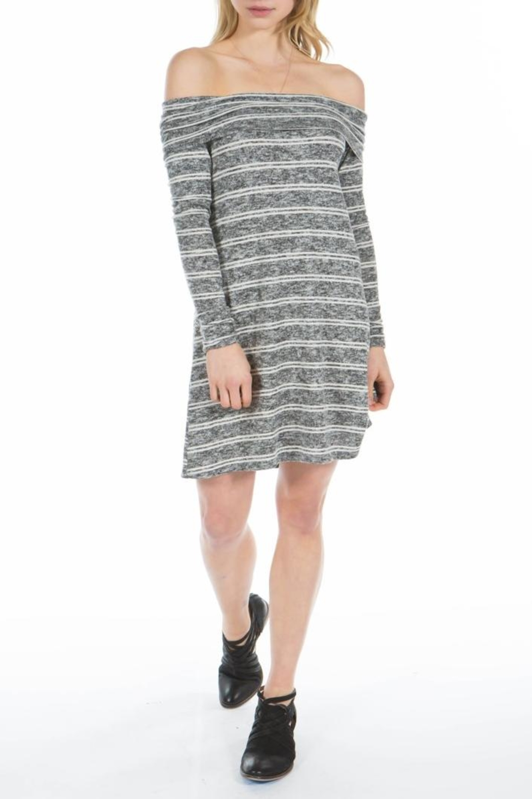 PPLA Clothing Cassidy Dress - Front Cropped Image
