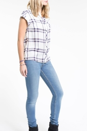 PPLA Clothing Flint Button Down Top - Side cropped