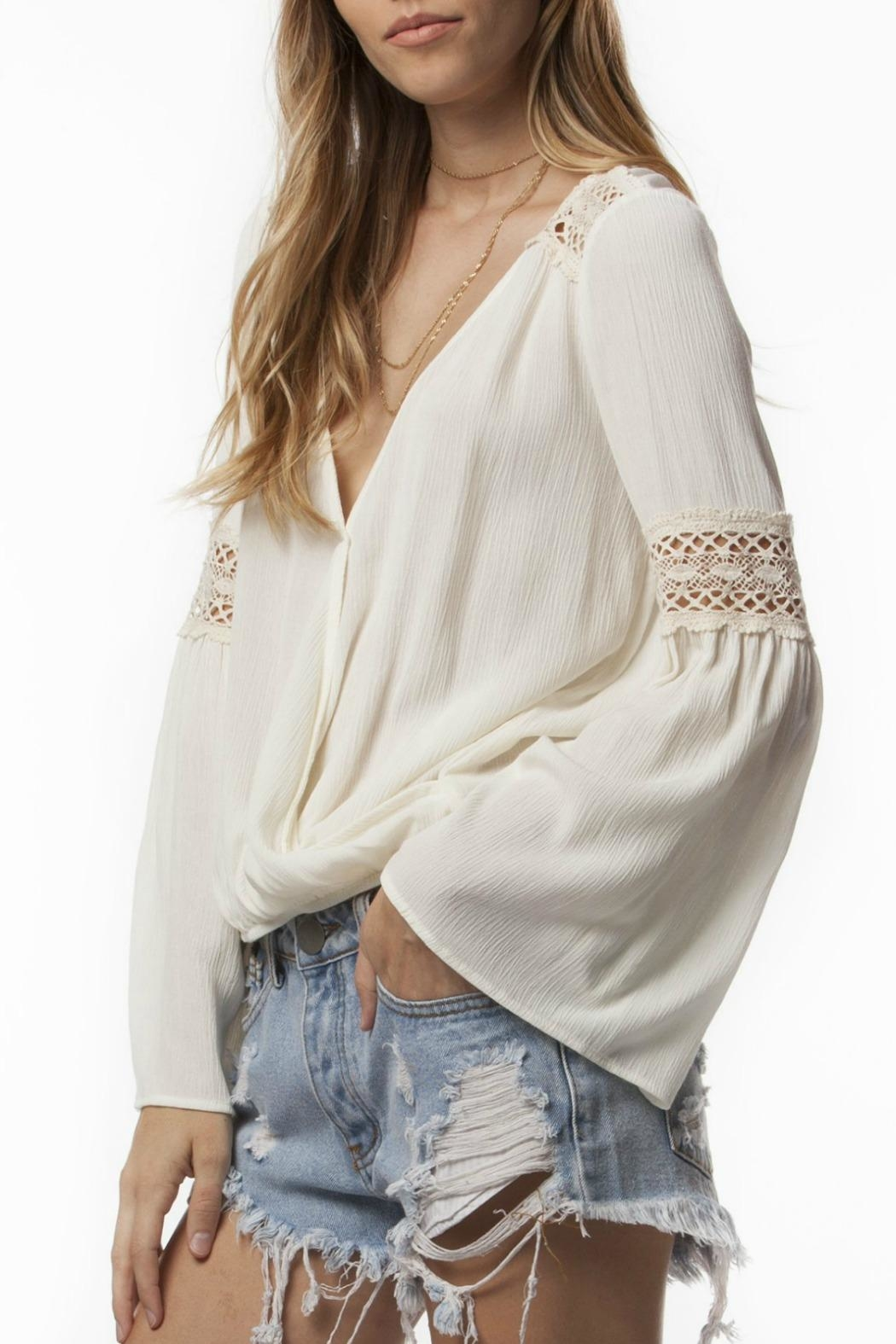 PPLA Clothing Jaclyn Top - Front Full Image