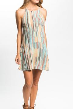 PPLA Clothing Multicolor Striped Dress - Product List Image