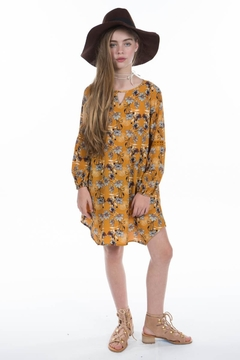 PPLA Clothing Prue Woven Dress - Product List Image