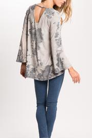 PPLA Clothing Storm Ls Top - Front full body