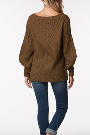 PPLA Clothing Tavern Sweater - Front full body