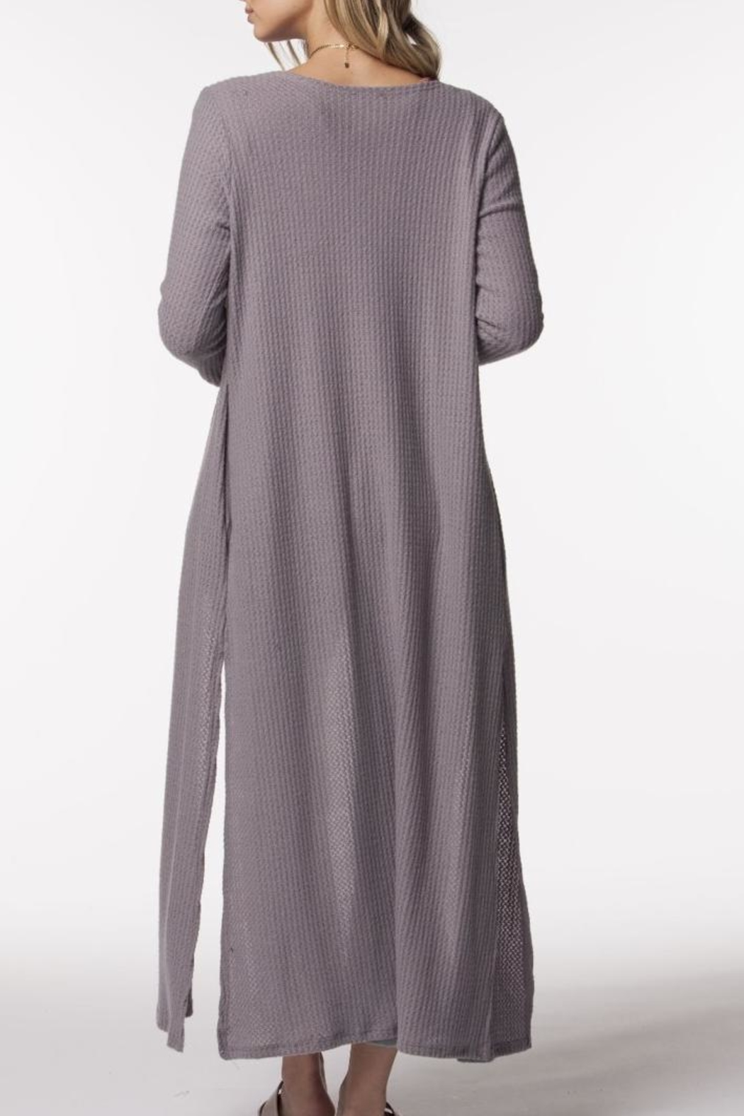 PPLA Clothing Zaria Duster - Front Full Image