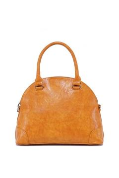 Pragai Couture Helen Half Moon Satchel - Alternate List Image