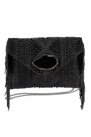 Mary Frances Prairie Black Bag - Front cropped