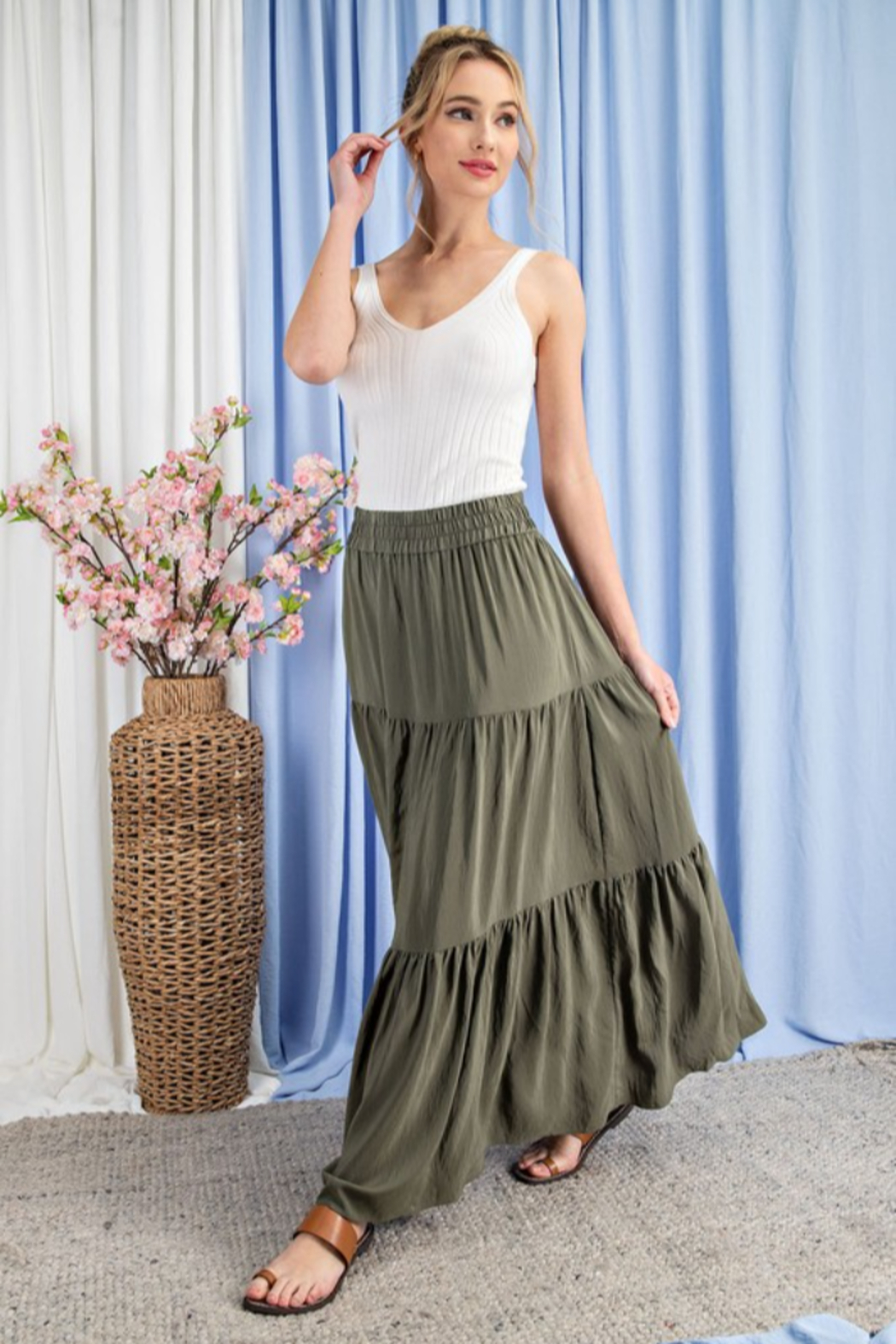 ee:some Prairie Skirt - Front Cropped Image