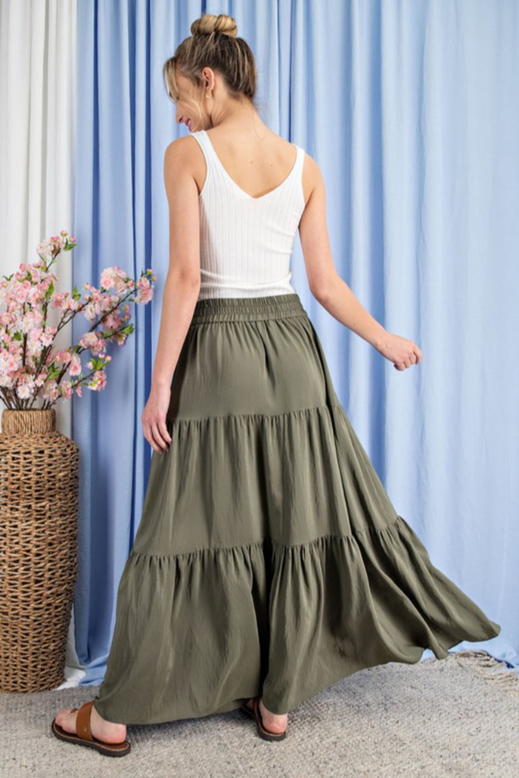 ee:some Prairie Skirt - Back Cropped Image