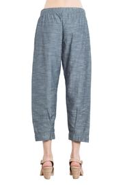 Prairie Underground Chambray Cropped Jogger - Side cropped