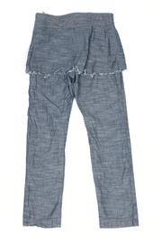 Shoptiques Product: Chambray Underwing Pants - Front full body
