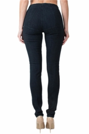 Prairie Underground Denim Girdle Jeans - Front full body