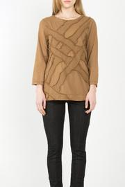 Prairie Underground Traces Top - Front cropped