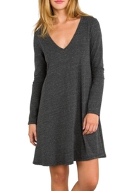 Prairie Underground V-Neck Dress - Product Mini Image