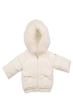 Shoptiques Product: Pramie Baby Girl Jackets with Bow Pockets
