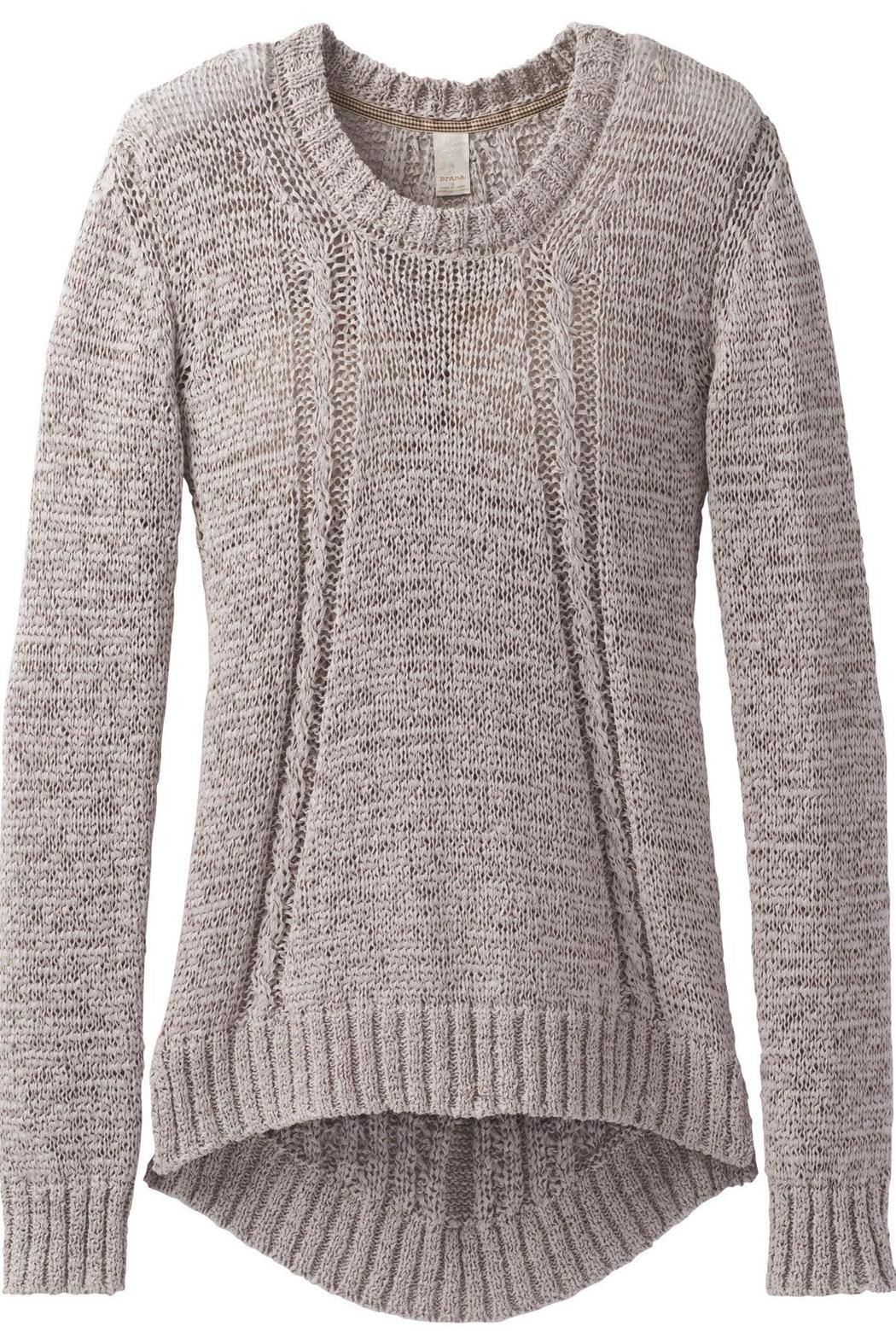 Prana Long Sleeves Sweater - Main Image