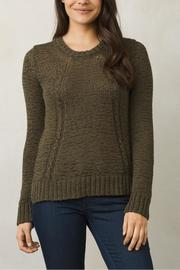 Prana Longsleeve Sweater - Front cropped