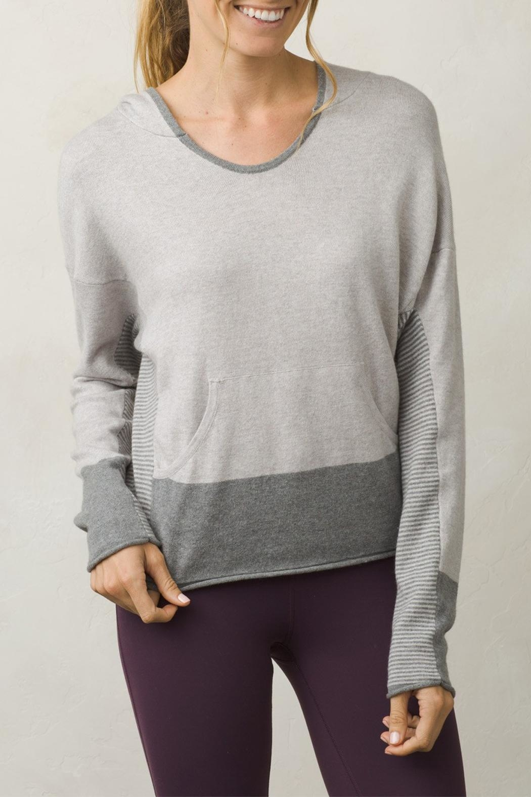 Prana Monterey Hoodie - Front Cropped Image