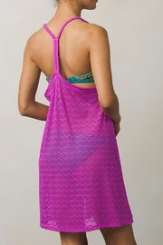 Prana Page Beach Cover Up - Front full body