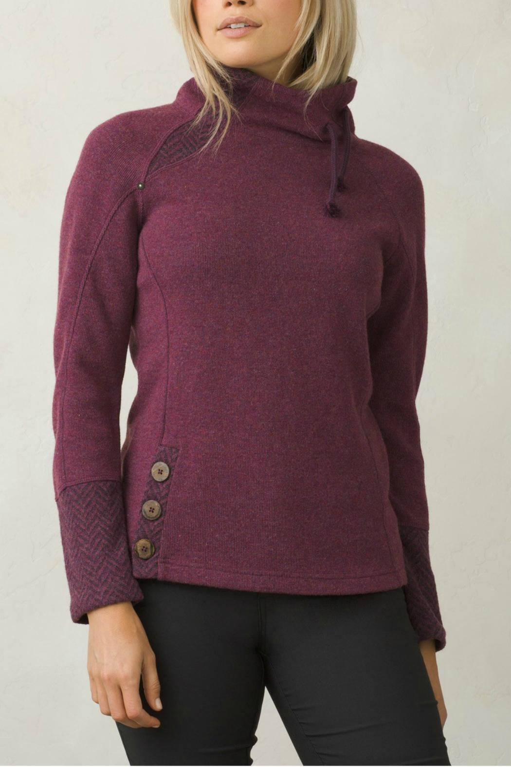 Prana Recycled Wool Sweater - Main Image