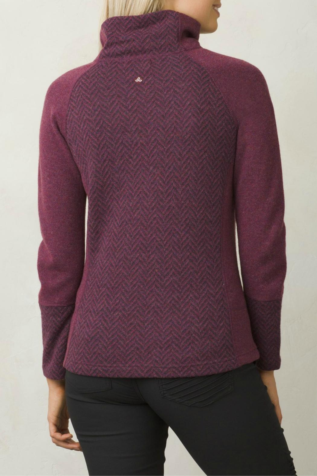 Prana Recycled Wool Sweater - Front Full Image