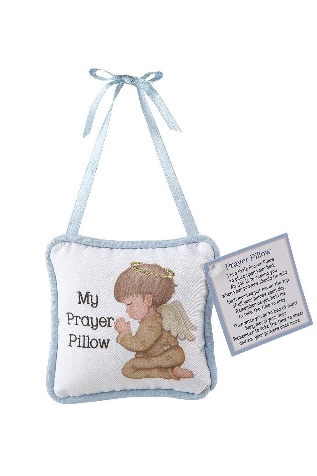Ganz Prayer Pillow-Boy - Front Cropped Image
