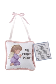 Ganz Prayer Pillow- Girl - Product Mini Image