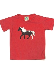Precious Few on Earth Red Horse T-Shirt - Front cropped