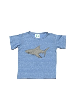 Precious Few on Earth Blue Shark T-Shirt - Product List Image