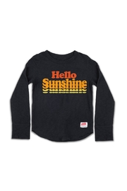 PREFRESH Hello Sunshine Sleeve Top - Product Mini Image