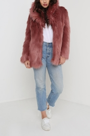 UNREAL FUR Premium Rose Jacket - Product Mini Image