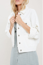 Wishlist Premium Wash Denim Jacket - Product Mini Image