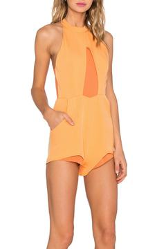 Premonition Warpaint Playsuit - Product List Image