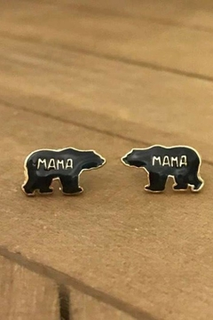Prep Obsessed Mama Bear Earrings - Alternate List Image