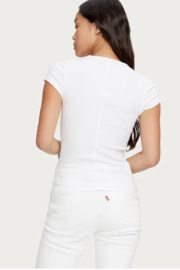 Michael Stars Presley Square Neck Tee - Side cropped