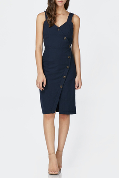 Adelyn Rae Presley Wrap Dress - Product List Image