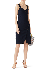 Adelyn Rae Presley Wrap Dress - Other