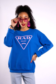LA Trading Co Preslie Crewneck - Rad - Product Mini Image