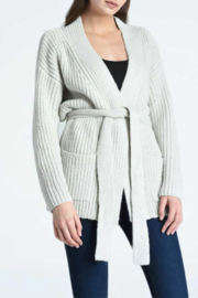 Press Belted Cardigan - Product Mini Image
