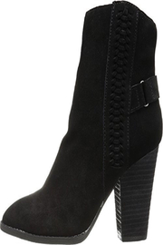 Very Volatile Preston Bootie - Front full body