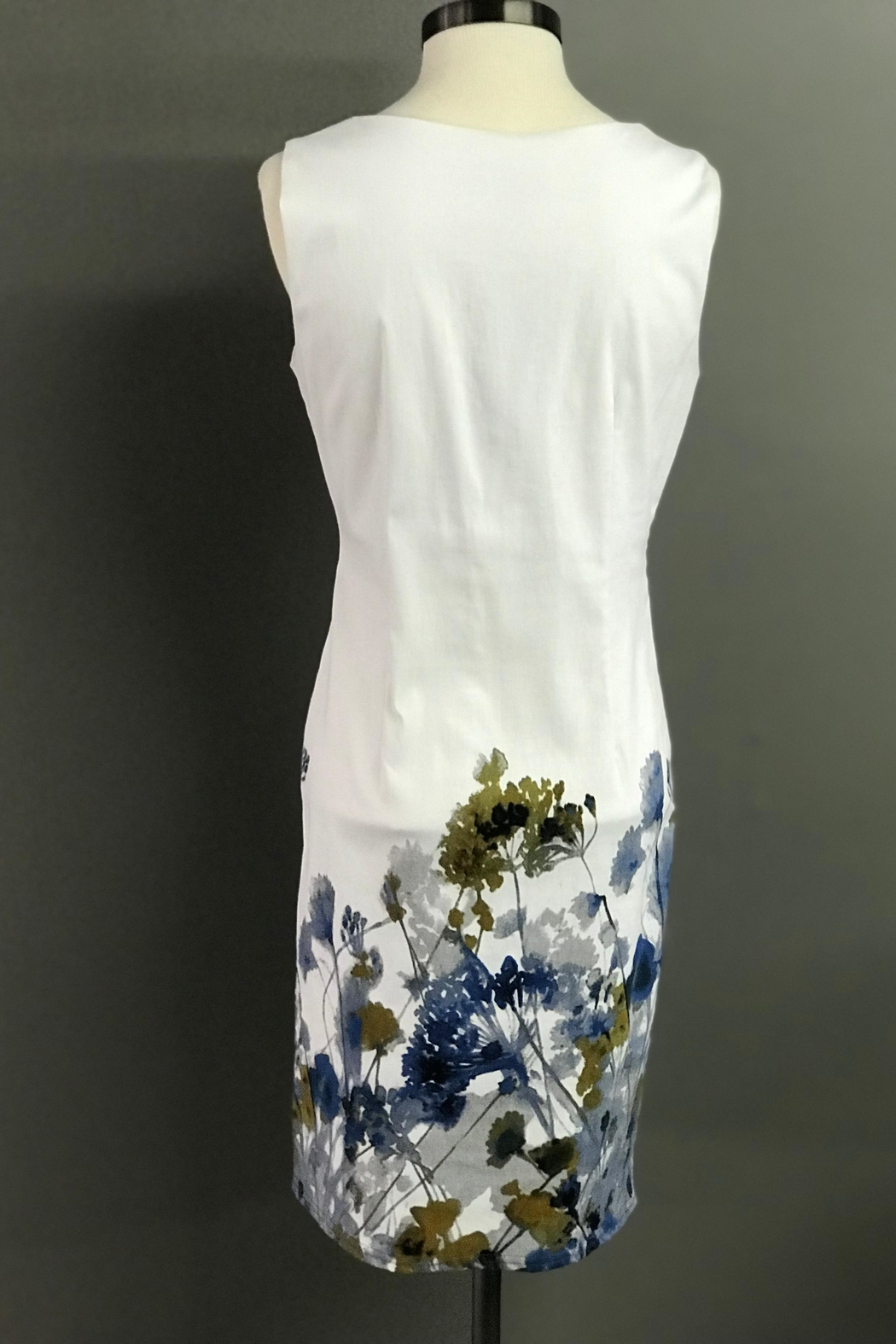 Michael Tyler Collections Pretty-As-a-Picture Dress - Front Full Image