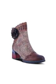 Spring Footwear Pretty-As-a-Pistol Bootie - Product Mini Image
