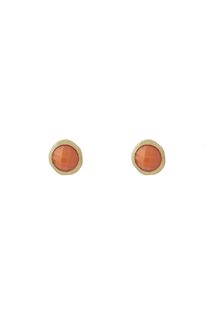 Shoptiques Product: Orange Studs