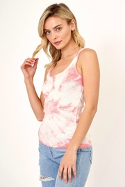 Olivaceous PRETTY IN PINK - Front full body