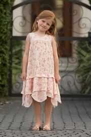Isobella and Chloe Pretty-In-Pink Dress - Front cropped