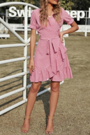 Youmi Pretty in Pink dress - Product Mini Image