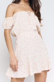 Olivaceous  Pretty In Pink Dress - Product Mini Image