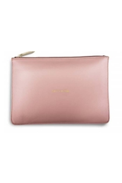 Katie Loxton Pretty In Pink - The Perfect Pouch - Alternate List Image