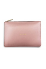 Katie Loxton Pretty In Pink - The Perfect Pouch - Product Mini Image