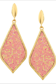 Bluebell Pretty Pink Earrings - Product Mini Image