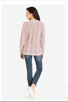 Tribal Pretty Pink Sweater - Product List Image